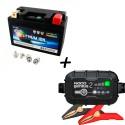 Bateria Skyrich HJP14BL-FP + Cargador GENIUS2 Litio