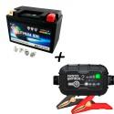 Bateria Skyrich HJP21L-FP + Cargador GENIUS2 Litio
