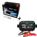 Bateria Skyrich HJP30L-FP + Cargador GENIUS2 Litio