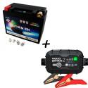 Bateria Skyrich HJP30-FP + Cargador GENIUS2 Litio