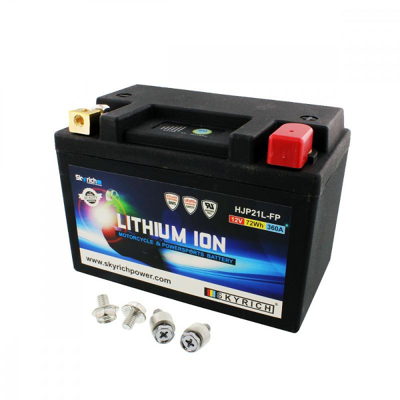 Bateria de Litio para moto Skyrich HJP21L-FP