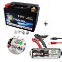 Bateria Skyrich HJP21 + Cargador 3,5 Ah Litio