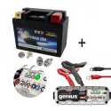 Bateria Skyrich HJP14B-FP + Cargador 3,5 Ah Litio