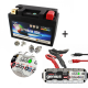 Bateria Skyrich HJP14BL + Cargador 3,5 Ah Litio