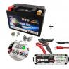 Bateria Skyrich HJP14 + Cargador 3,5 Ah Litio