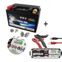 Bateria Skyrich HJP18-FP + Cargador 3,5 Ah Litio