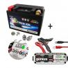 Bateria Skyrich HJP18 + Cargador 3,5 Ah Litio