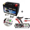 Bateria Skyrich HJP18L-FP + Cargador 3,5 Ah Litio