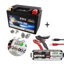 Bateria Skyrich HJP21L-FP + Cargador 3,5 Ah Litio