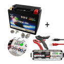 Bateria Skyrich HJP30L-FP + Cargador 3,5 Ah Litio