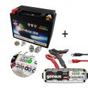 Bateria Skyrich HJP30-FP + Cargador 3,5 Ah Litio