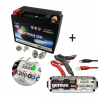 Bateria Skyrich HJP30 + Cargador 3,5 Ah Litio