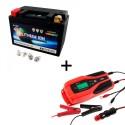 Bateria Skyrich HJP21-FP + Cargador JMP SKAN 4.0 Litio