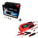 Bateria Skyrich HJP30L-FP + Cargador JMP SKAN 4.0 Litio