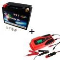 Bateria Skyrich HJP30-FP + Cargador JMP SKAN 4.0 Litio