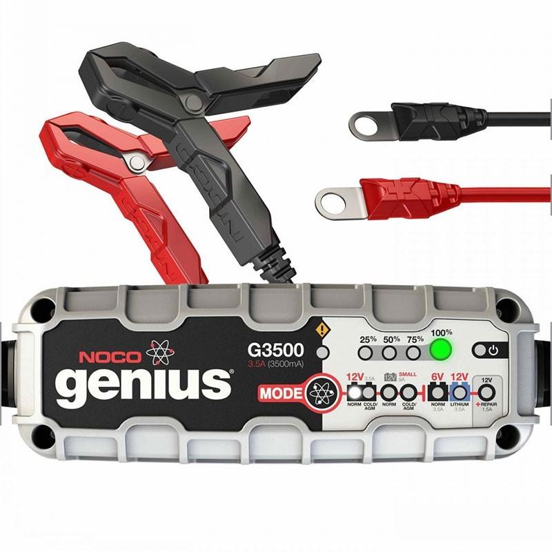 Cargador - Conservador de Bateria NOCO GENIUS G3500 CAN BUS
