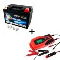 Bateria Skyrich HJP21L-FP + Cargador JMP SKAN 4.0 Litio