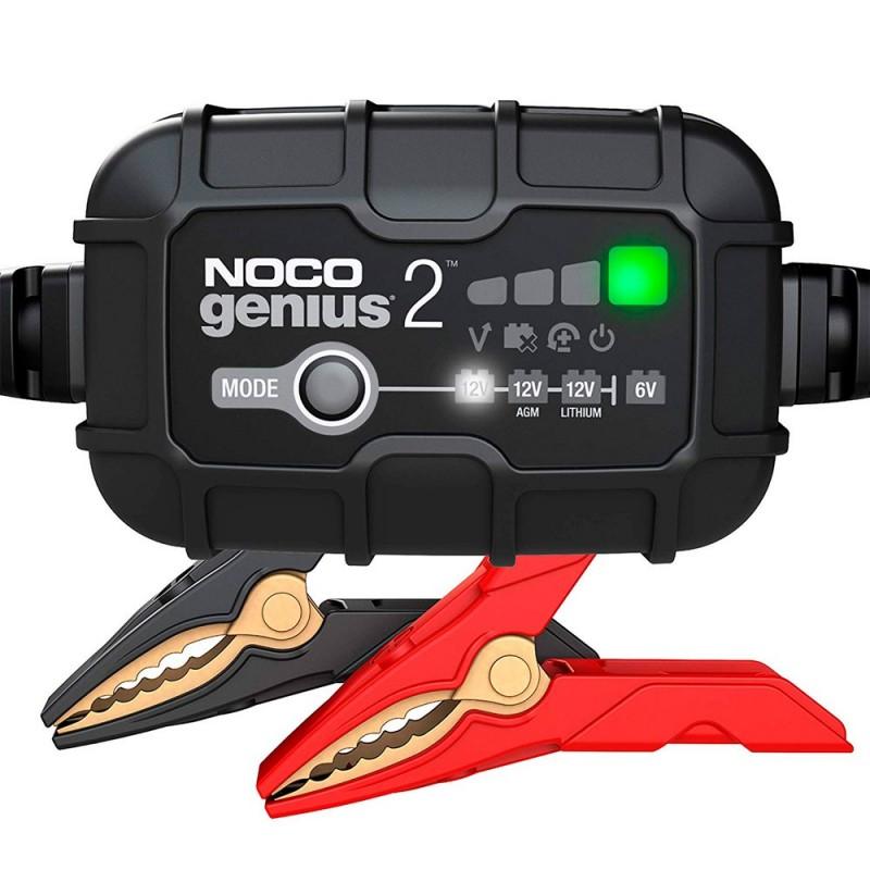 Cargador y Mantenedor de  Batería NOCO GENIUS2 CAN BUS