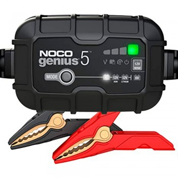 GENIUS5  Battery Charger & Maintainer CAN-BUS